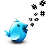 Hashtags op Twitter